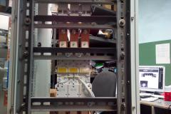 Шкаф питания мостового крана 600А
