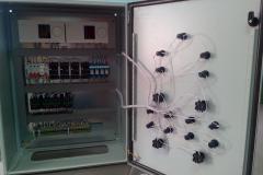 Шкаф управления тепловым пунктом